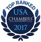 Top Ranked USA Chambers 2017