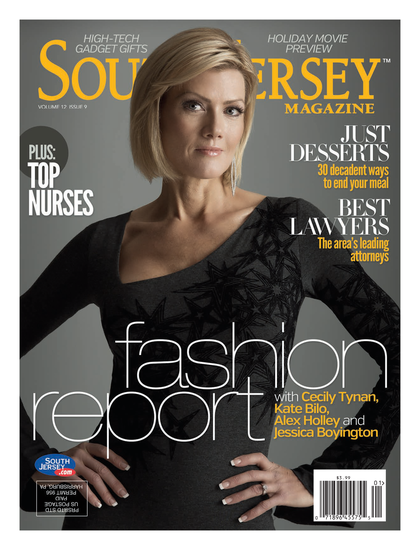 South Jersey Magazine Cover