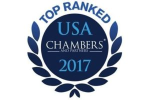 KHF's Henry Donner Recognized in Chambers USA 2017 Rankings