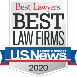 Best Lawyers 2020 Badge