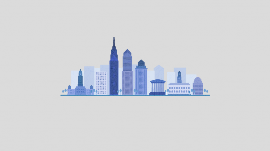 Sampling of Philadelphia Skyline